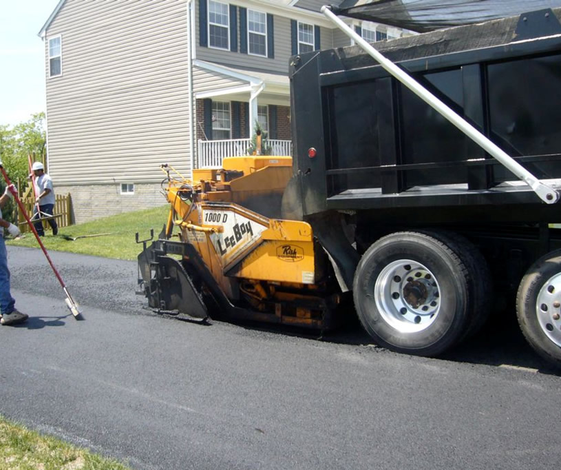 Commercial Paving Services